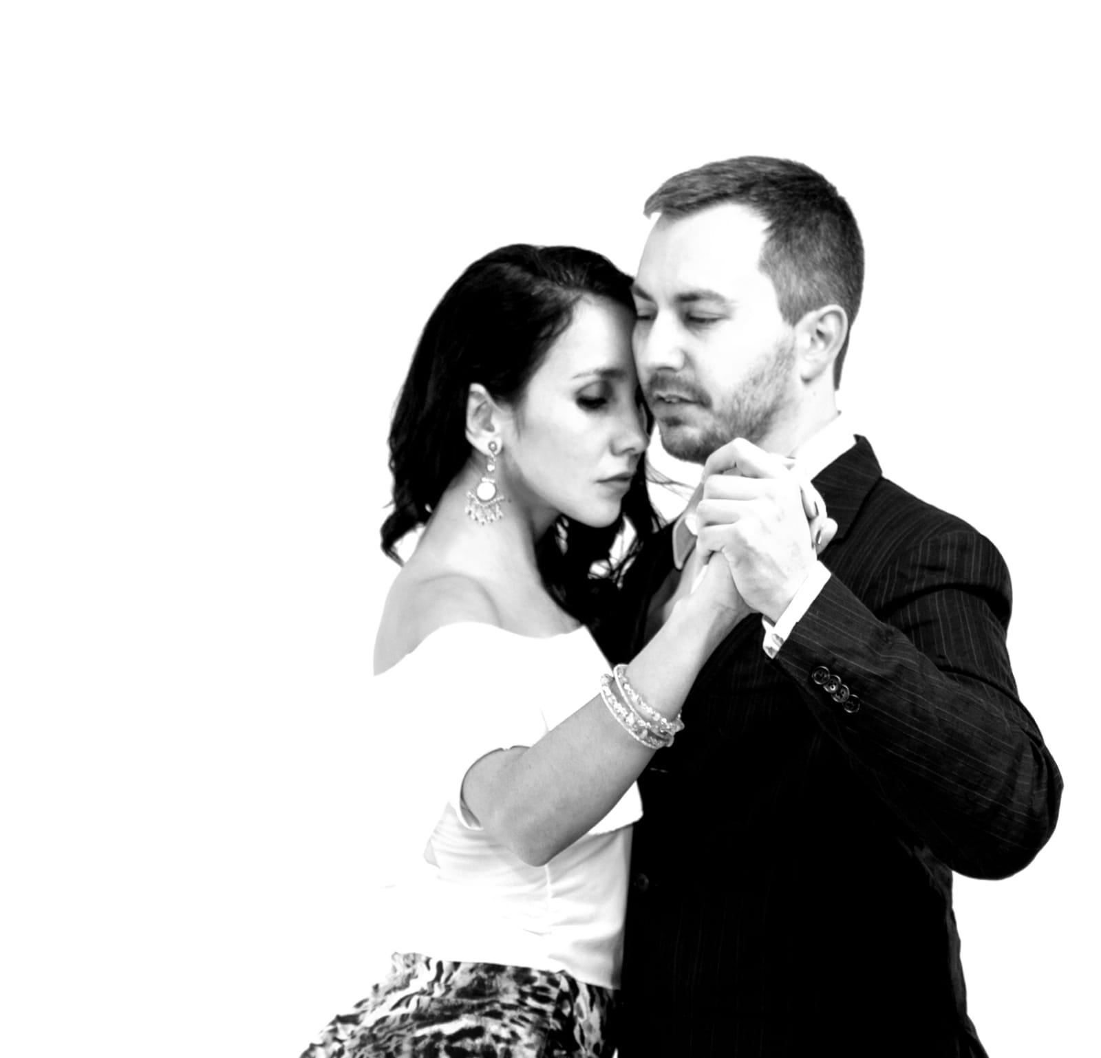 Adam Cornett and Jesica Arfenoni