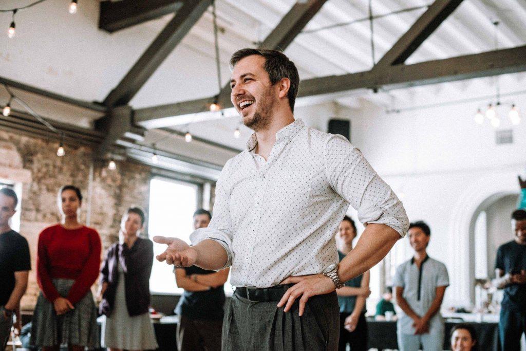 Portland Tango Teacher Adam Cornett