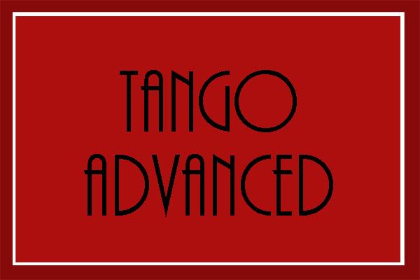 Tango Advanced