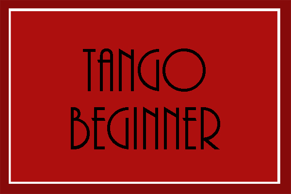 Tango Beginner