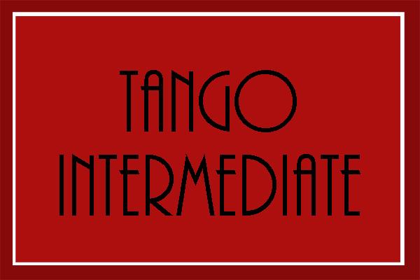 Tango Intermediate