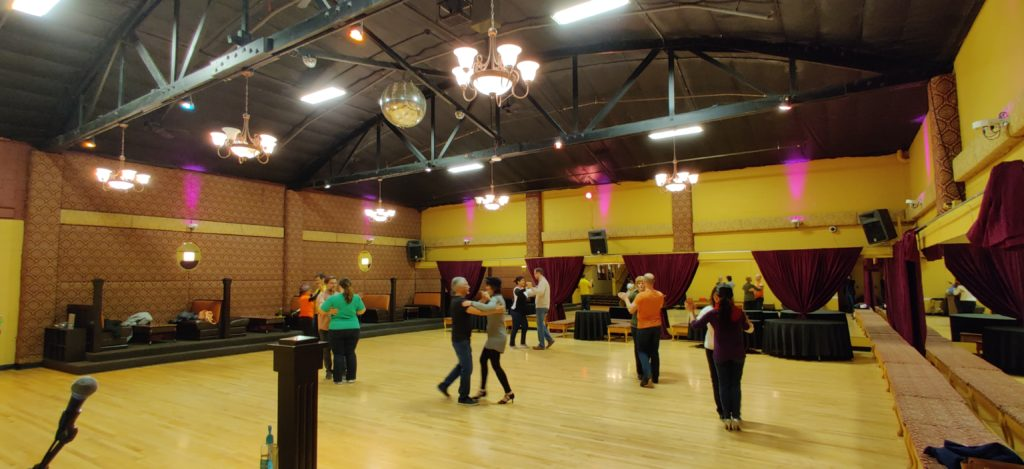 Portland Tango Classes